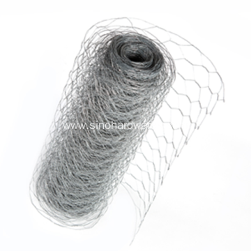 Poultry Wire 1/2Galvanized Hexagonal Wire Mesh